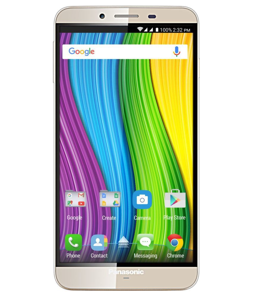 Panasonic Eluga Note (32GB, Champagne Gold)
