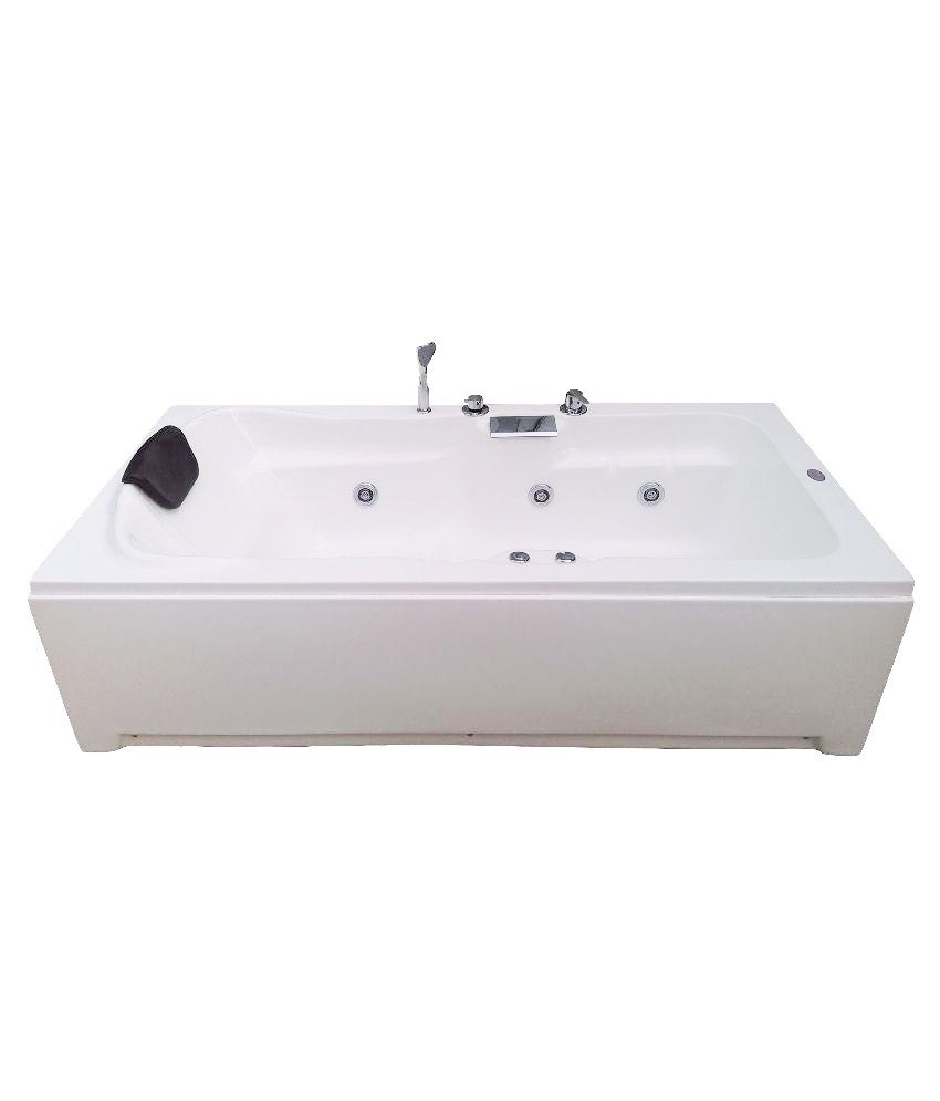 Buy madonna elegant acrylic free standing jacuzzi massage for Best acrylic bathtub to buy
