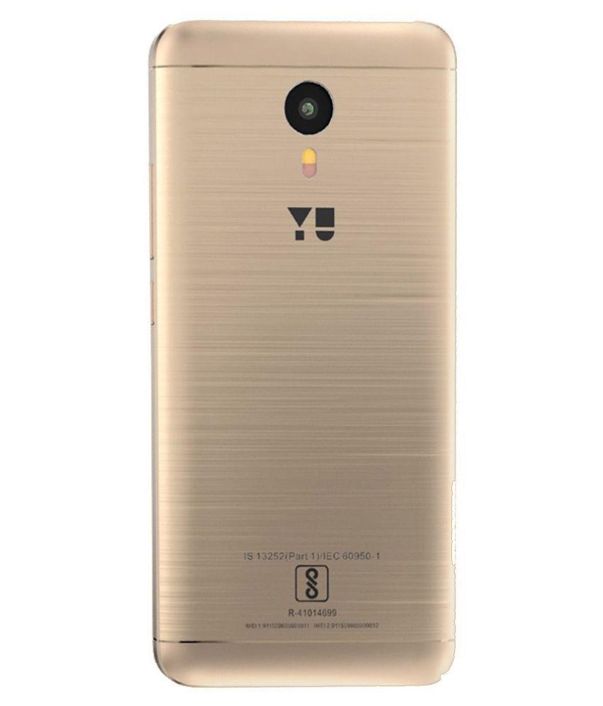 buy popular 92e8c c647f YU Yunicorn ( 32GB , 4 GB ) Gold