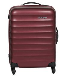 American Tourister Maroon Check-in Luggage Trolley - Large (Above 70 cm)