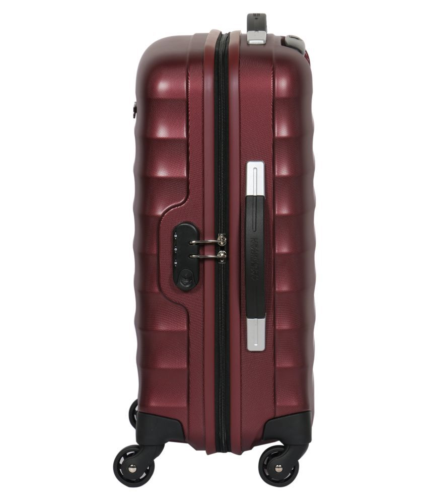 ff824de4e1 ... American Tourister Maroon Check-in Luggage Trolley - Large (Above 70  cm) ...