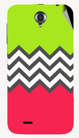 G.store Designer Skin Sticker For Lenovo A850