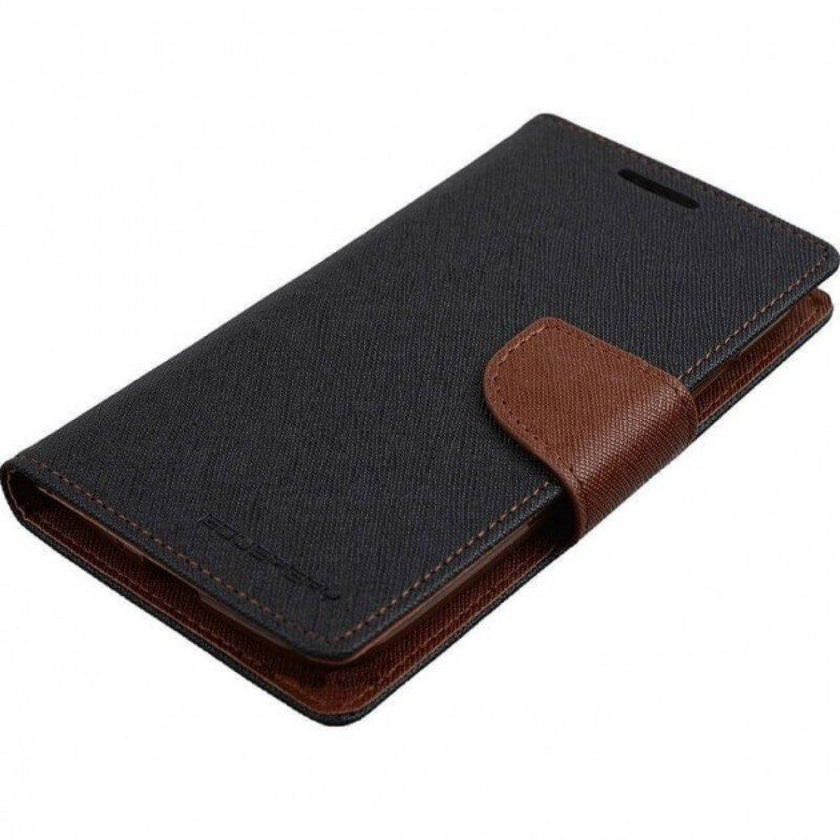 low priced e6877 8fe4f HTC Desire 816 Flip Cover by GVC - Black - Flip Covers Online at Low ...