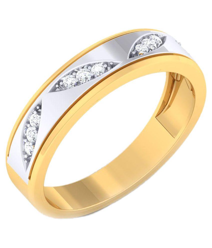Jewellery Bazaar 18k Gold Ring