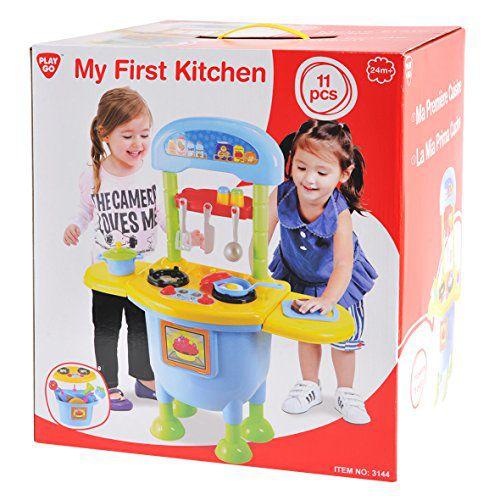Play Go My First Kitchen Set  Piece