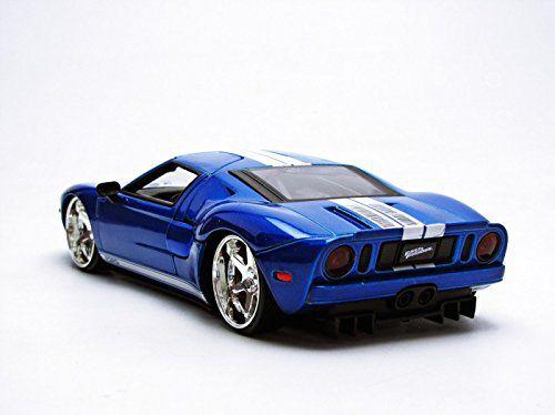 Jada  Ford Gt Fast Furious Movie Blue