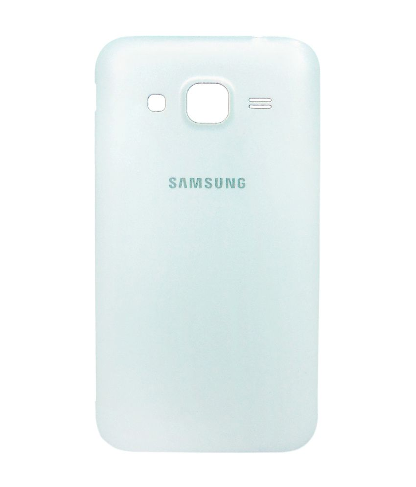 separation shoes 57610 510ad Totta OG Battery Back panel for Samsung Galaxy Core Prime (SM-G360)- White
