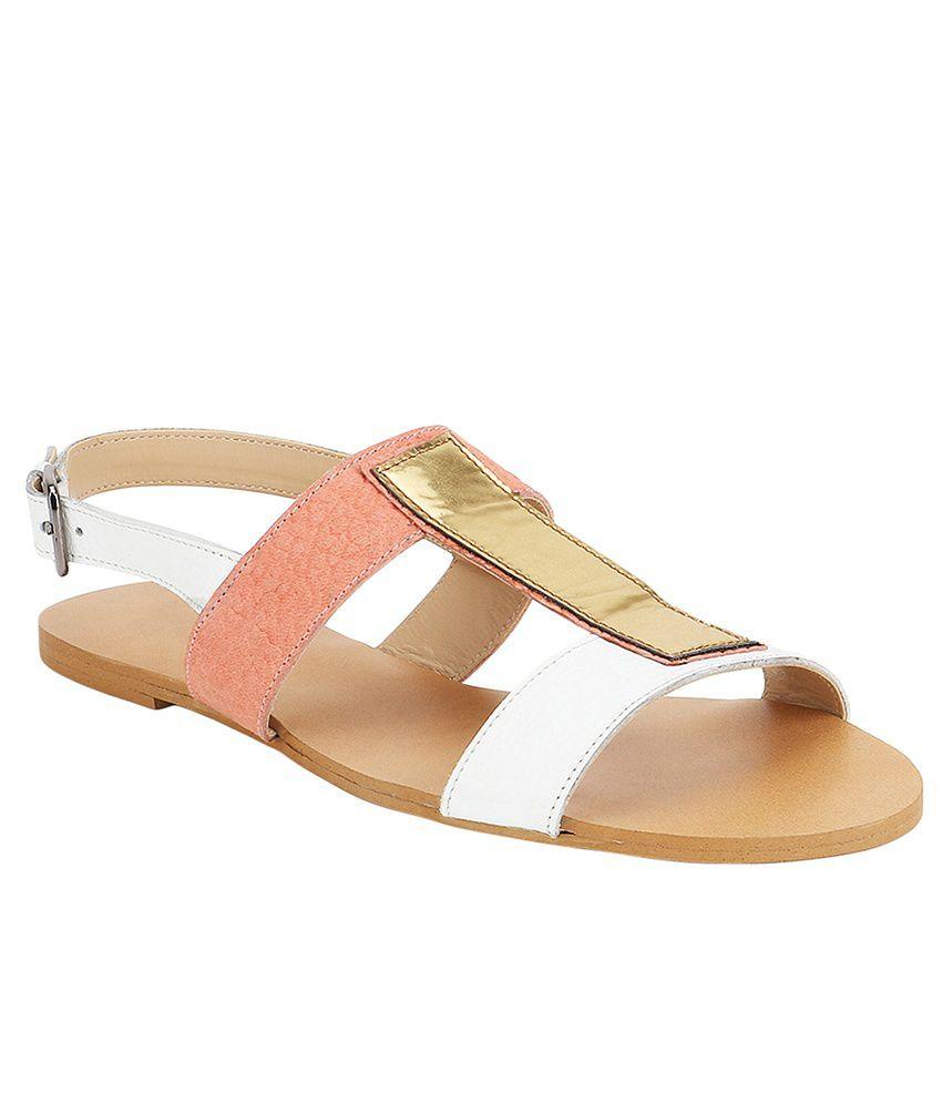 Namaskaar India Pink Sandal