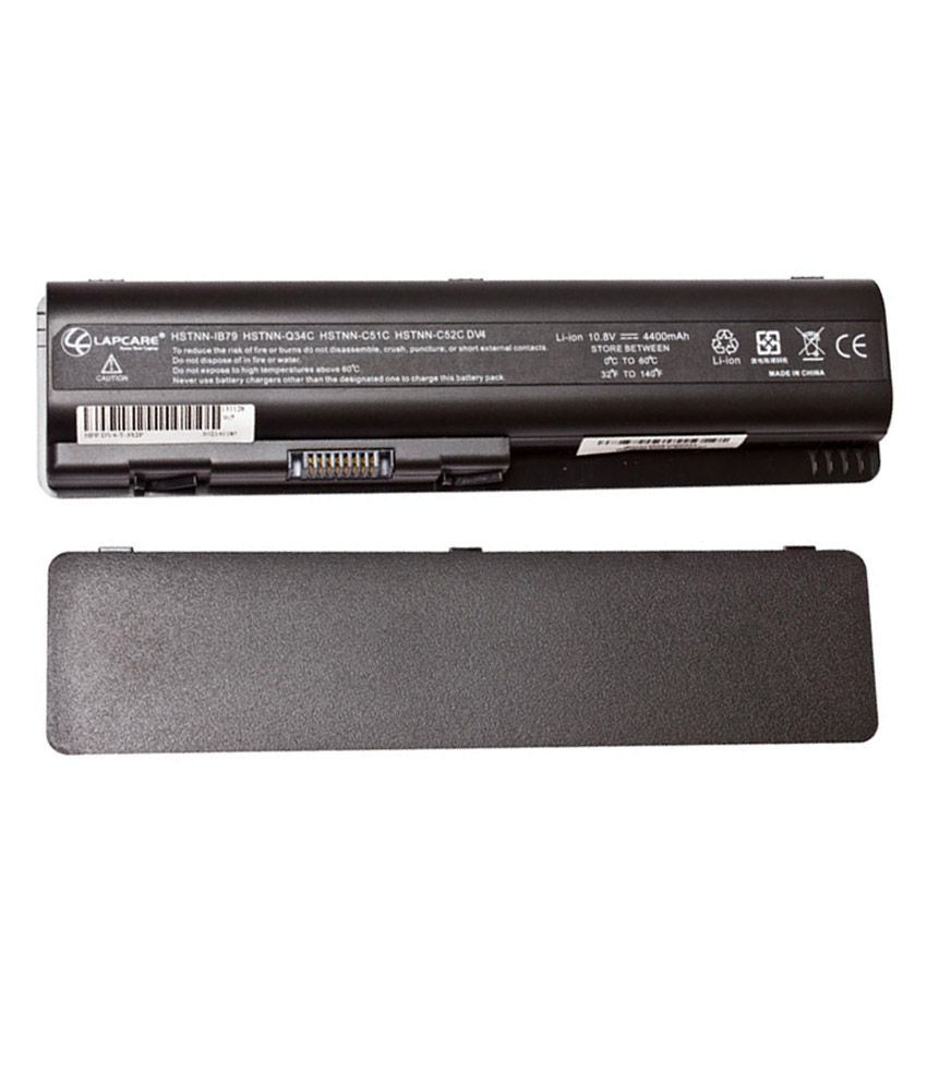 Lapcare Laptop Battery For HP Pavilion Dv5-1265Eo With Actone Mobile Charging Data Cable