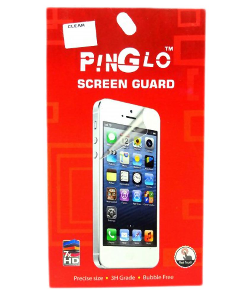 Micromax Canvas Fire A104 Screen Guard by Pinglo