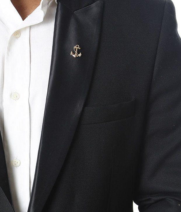 Superior ... The Suit Designer Anchor Lapel Pin
