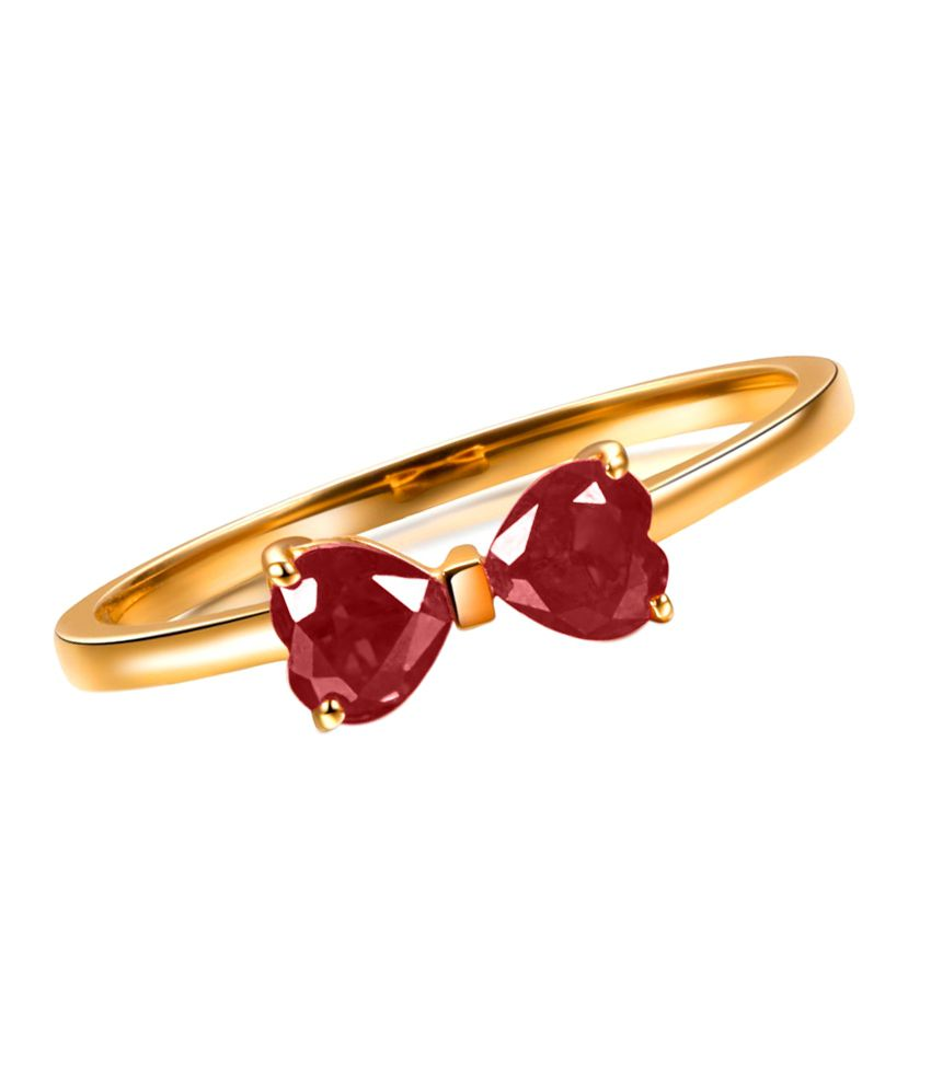 Aadila 14kt Gold Contemporary Ring
