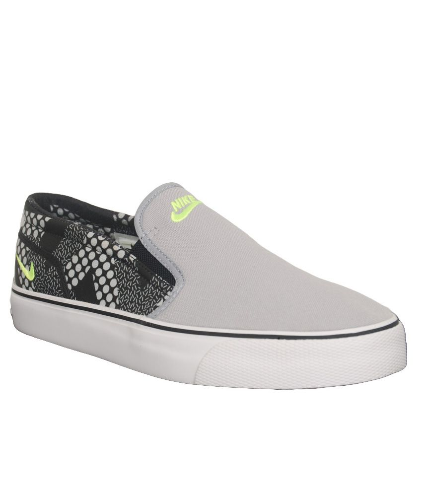 white hot shoes nike toki slip txt print shoes art n724761071