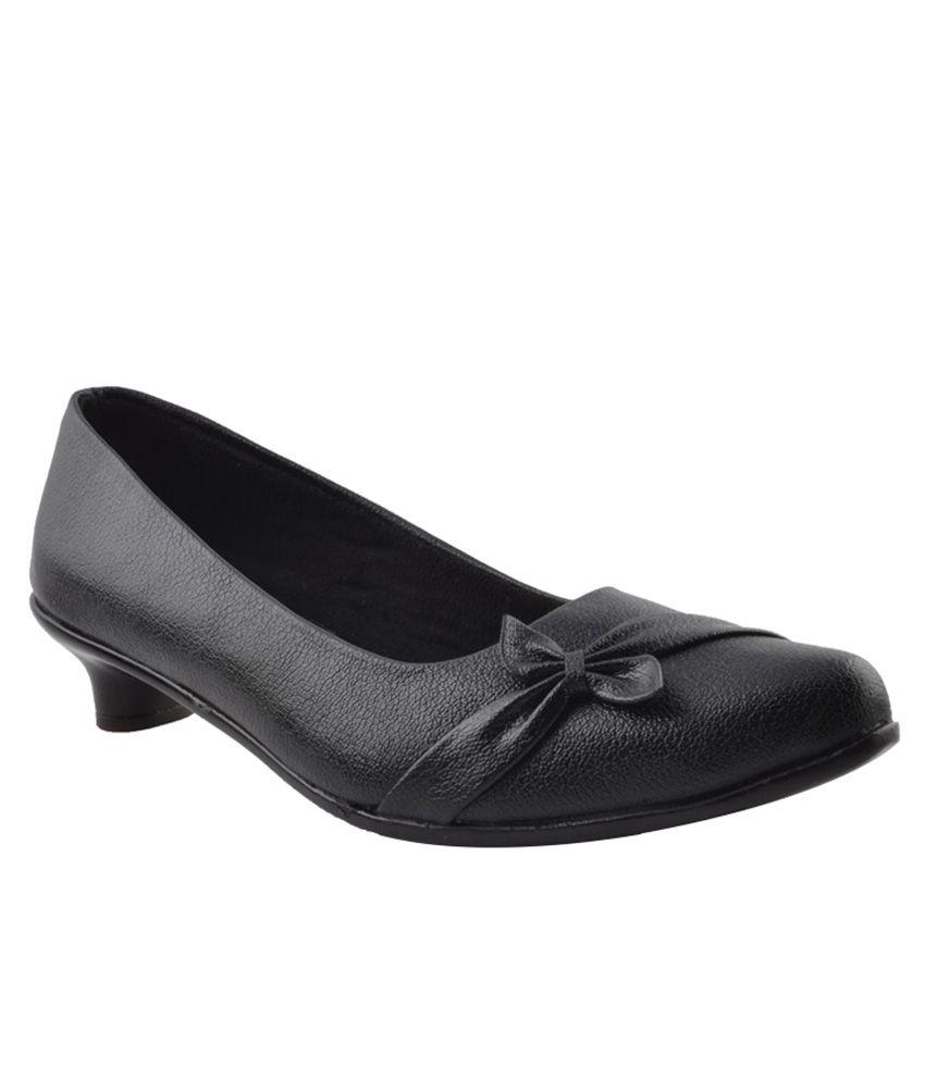 real blue black formal shoes