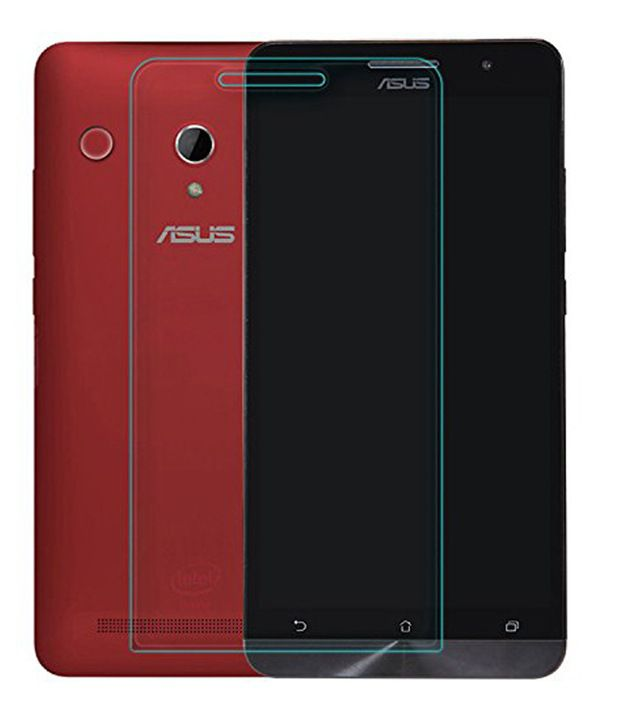 asus zenphone 5 tempered glass screen guard by go crazzy mobile screen guards online at low. Black Bedroom Furniture Sets. Home Design Ideas