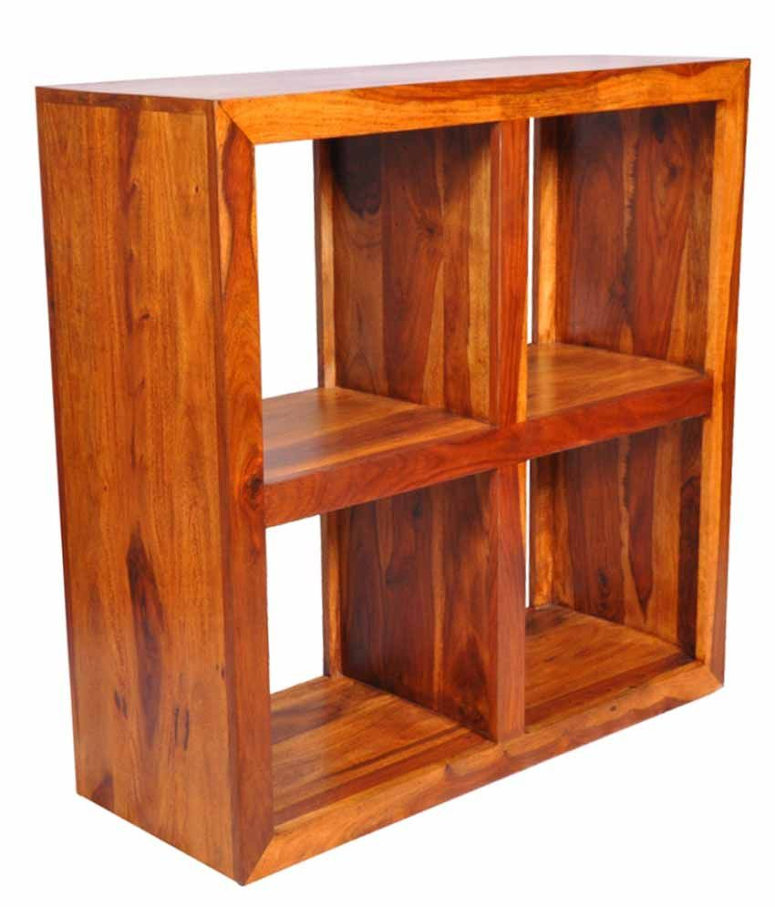 Creative Art Houston Solid Wood Book Case Best Price In India On 23rd February 2018 Dealtuno