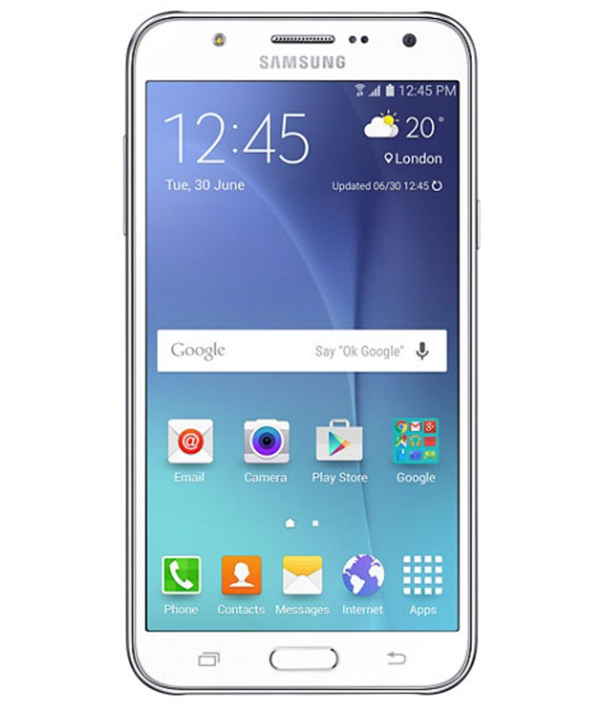 Samsung ( 16GB , 1 GB ) White