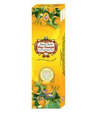 Shyama Sudha Multicolour Nag Champa Flora Premium Masala Incense - Pack Of 12