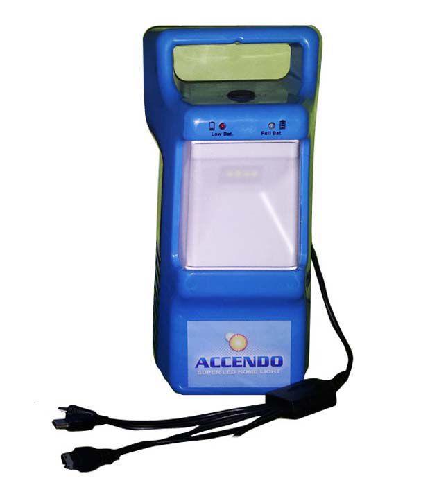Accendo-3W-Square-Aluminium-Solar-LED-Home-Light