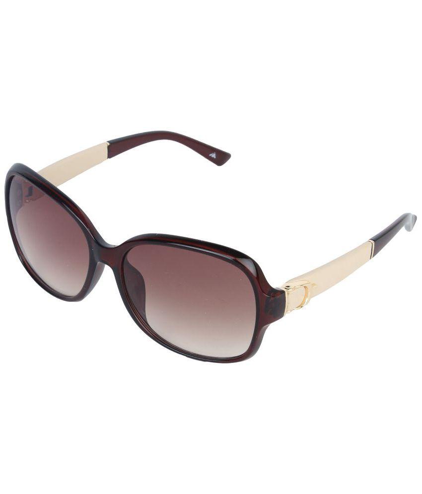 Alvaro Castagnino ASG167 Square Gray Sunglasses For Women