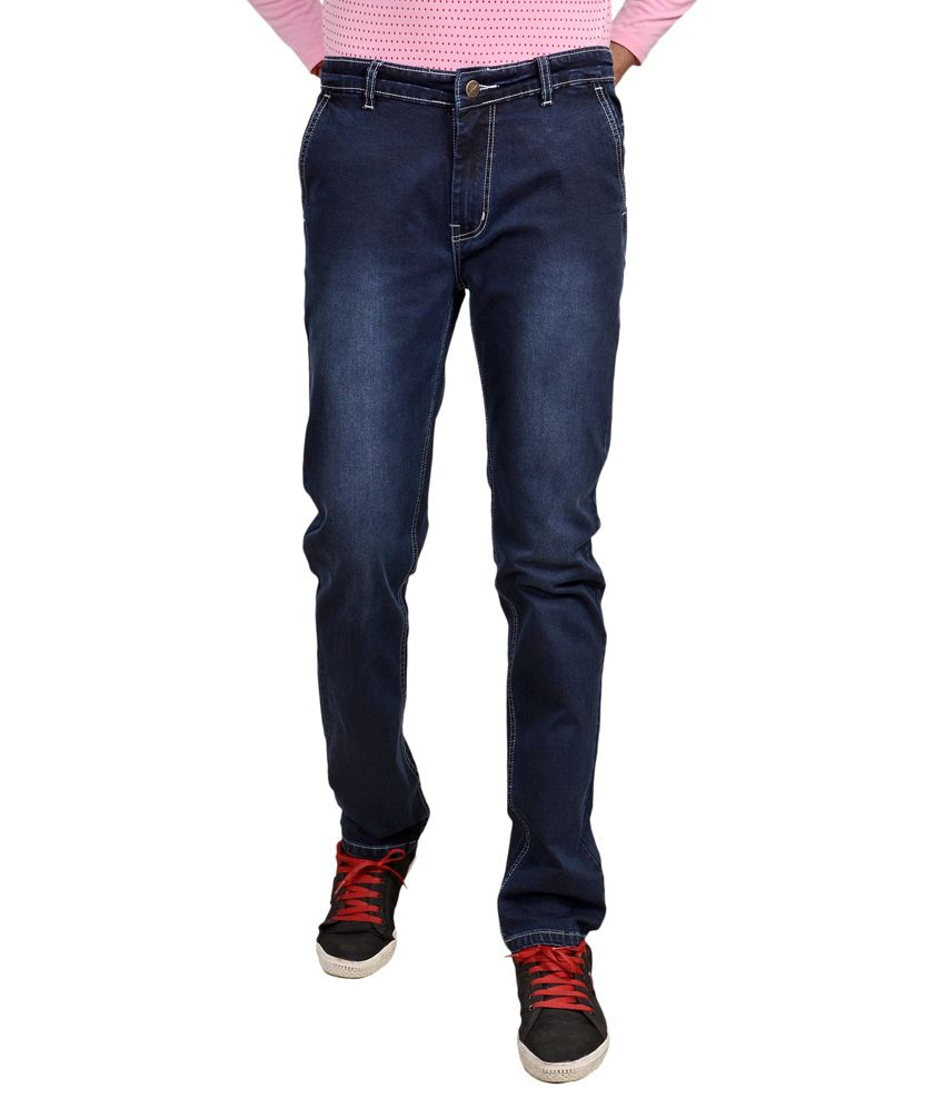 Karya Blue Slim Fit Jeans
