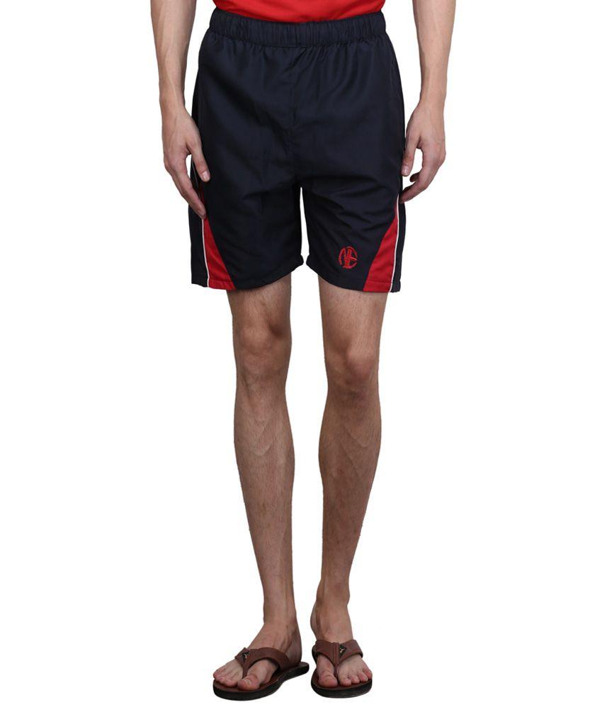 NE Navy Shorts For Boys