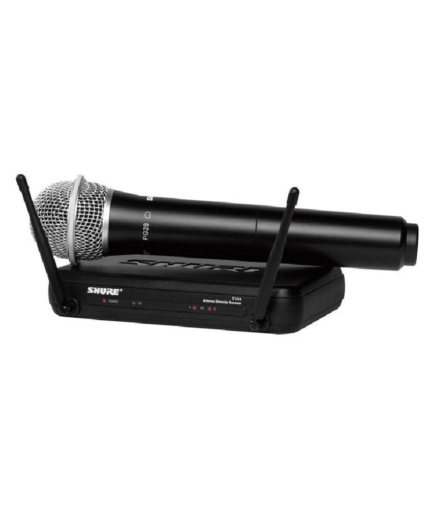 shure svx24 pg28 hand wireless microphone system buy shure svx24 pg28 hand wireless microphone. Black Bedroom Furniture Sets. Home Design Ideas