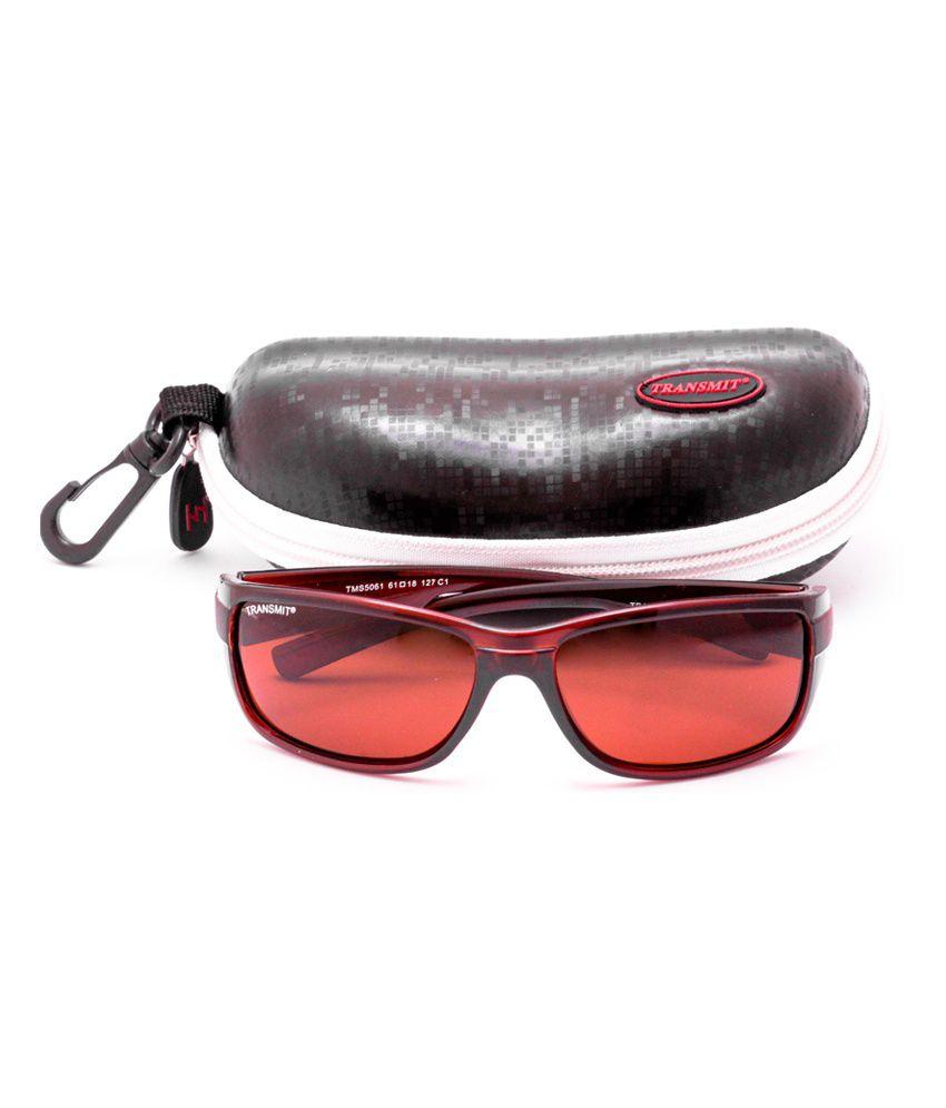 Transmit Brown Sport Sunglasses