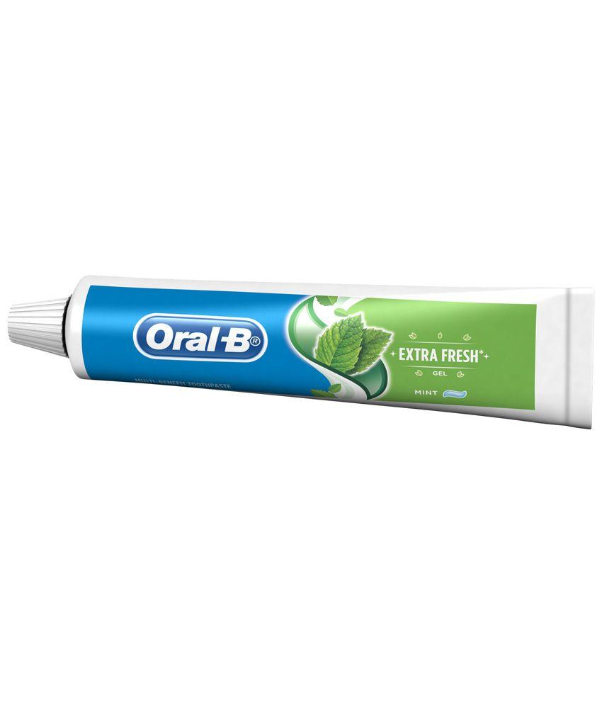 Oral-B Extra Fresh Gel Toothpaste 35 gm