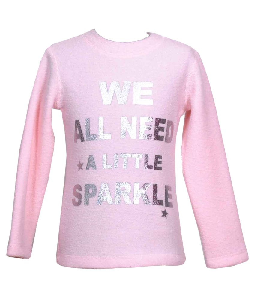 The World Pink Sweatshirt