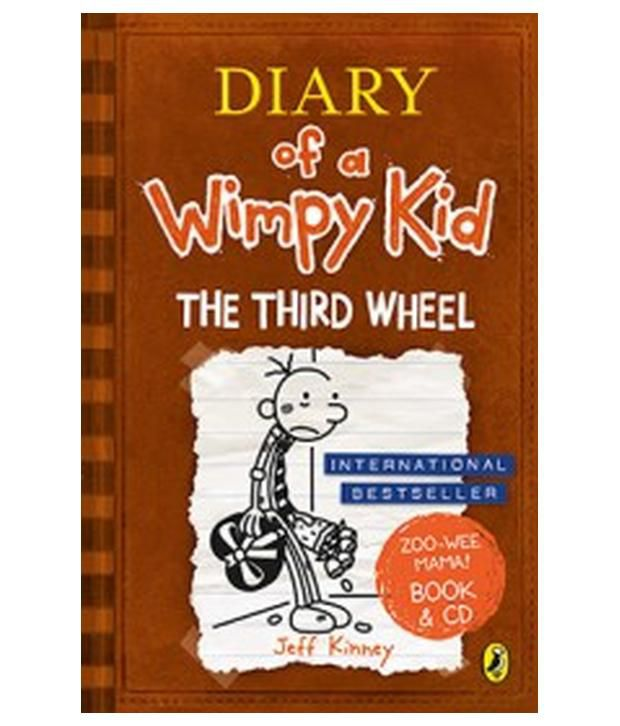 Diary Of A Wimpy Kid Third Wheel Genre