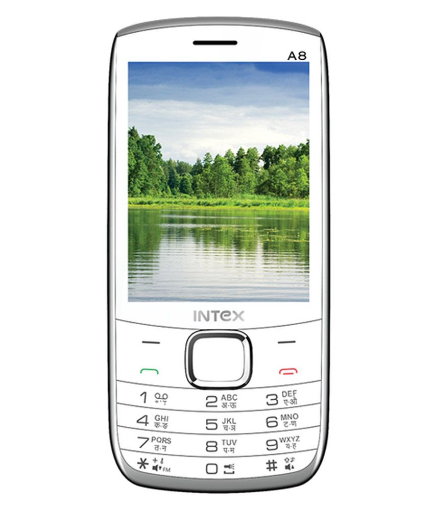 Intex Turbo A8 White
