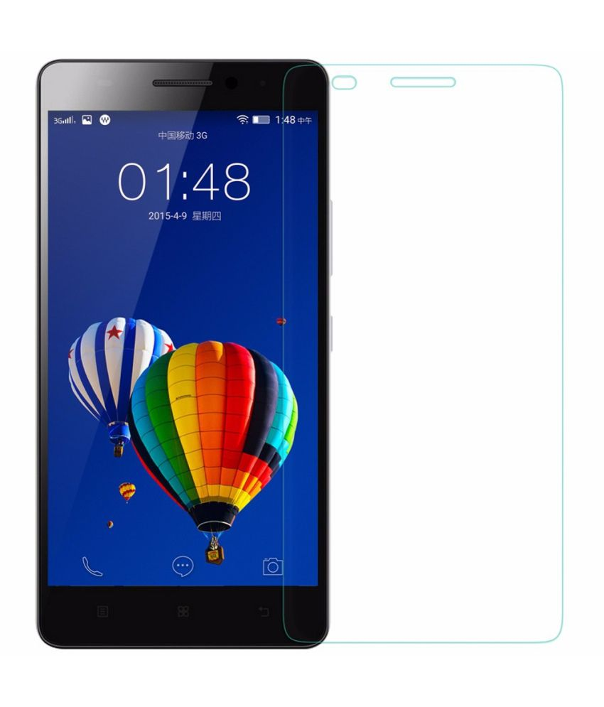Leo Power Tempered Glass Screen Protector For Lenovo K3 Note