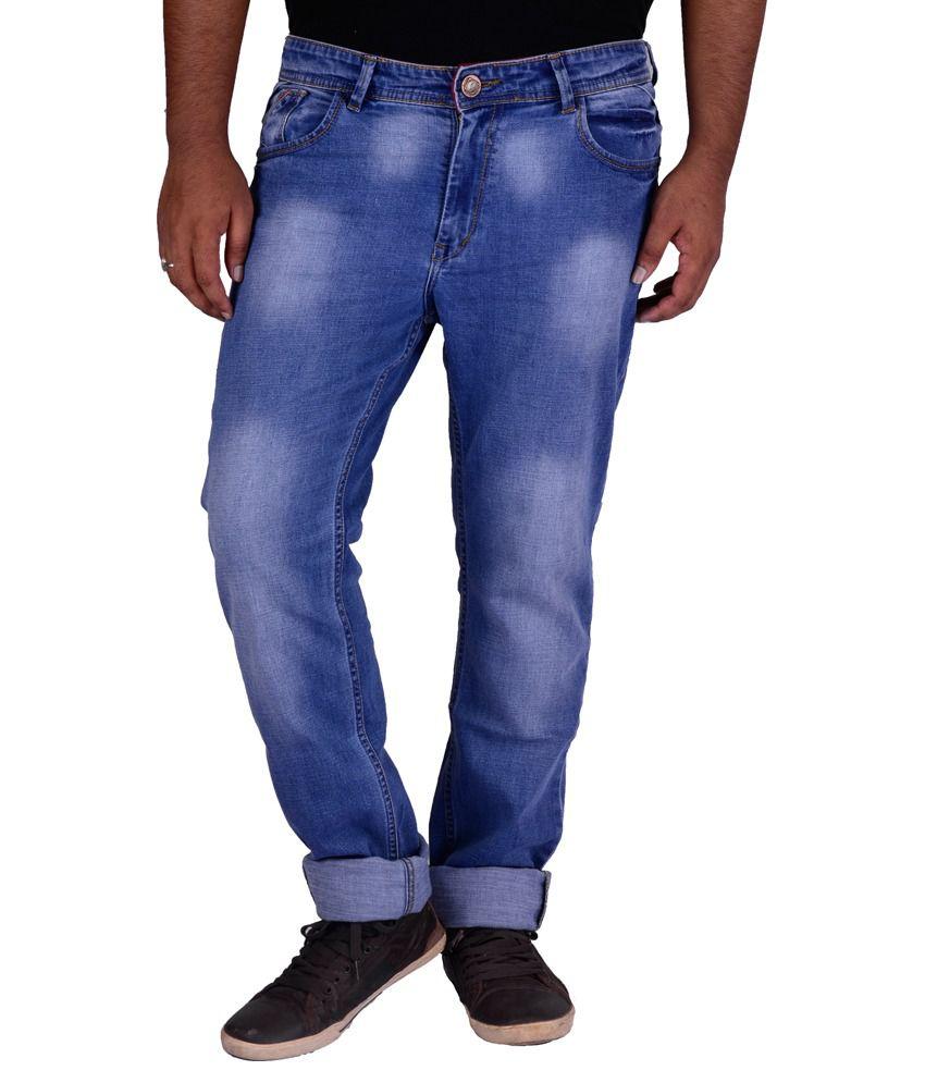 Sunshine Blue Slim Fit Jeans