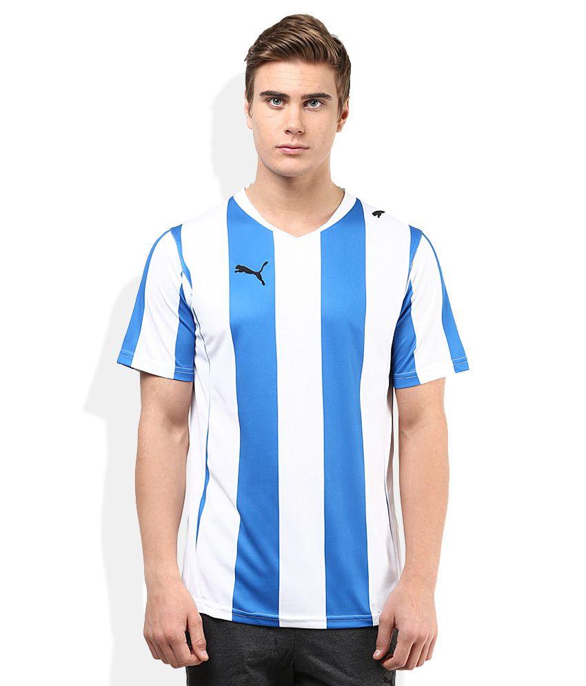 Puma Multi V-Neck T-Shirt
