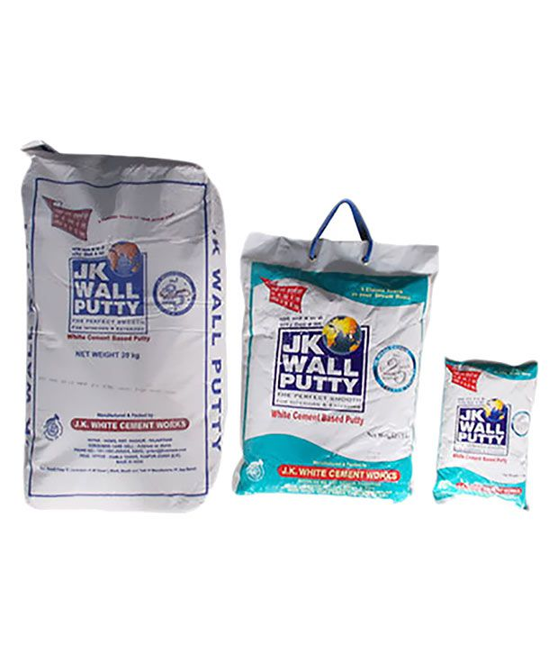 Jk Cement Products : Buy j k wall putty kg white online at low price in
