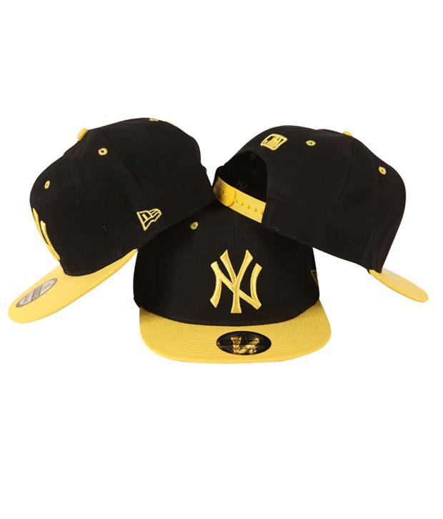 039d5d0a2b6 ILU 3D NY Snapback Cap - Buy Online   Rs.