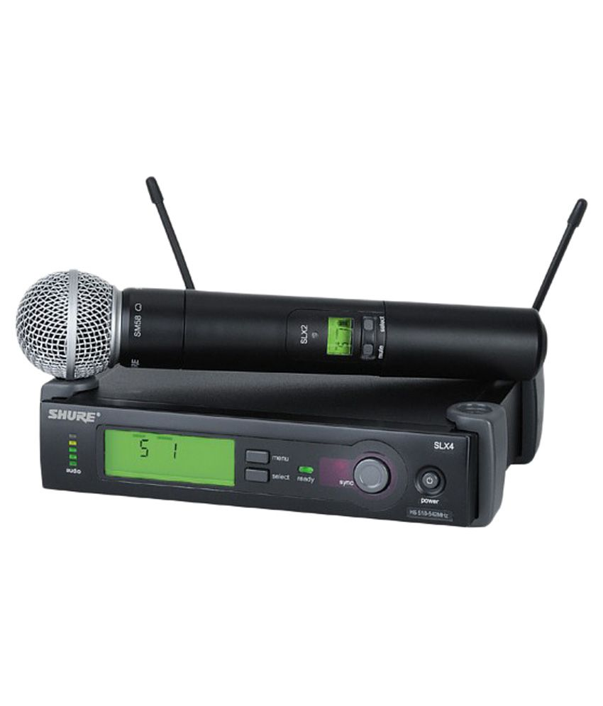 shure slx24 sm58 hand wireless microphone system buy shure slx24 sm58 hand wireless microphone. Black Bedroom Furniture Sets. Home Design Ideas