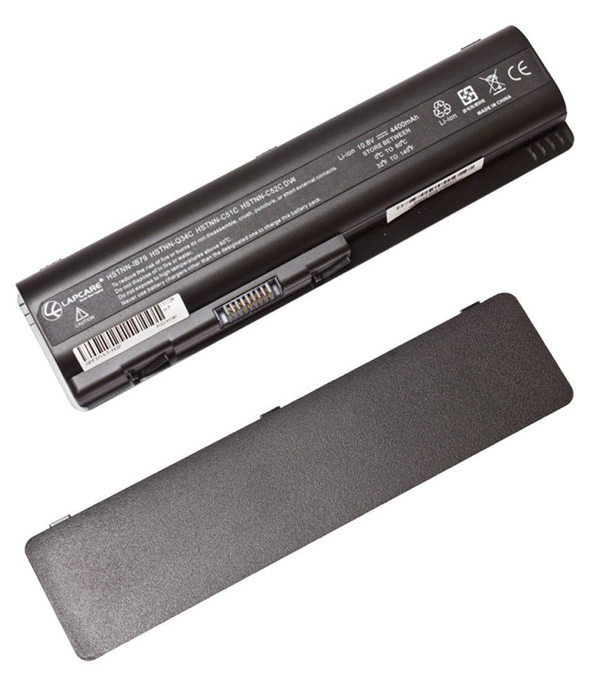 Lapcare 4400 mAh Li-ion Laptop Battery For Compaq Presario CQ60-102el
