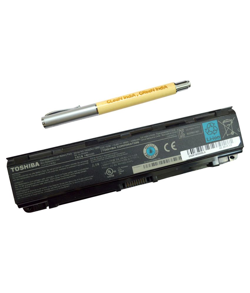 Toshiba 4200 mAh Lithium Ion Laptop Battery for PA2024U-1BRS