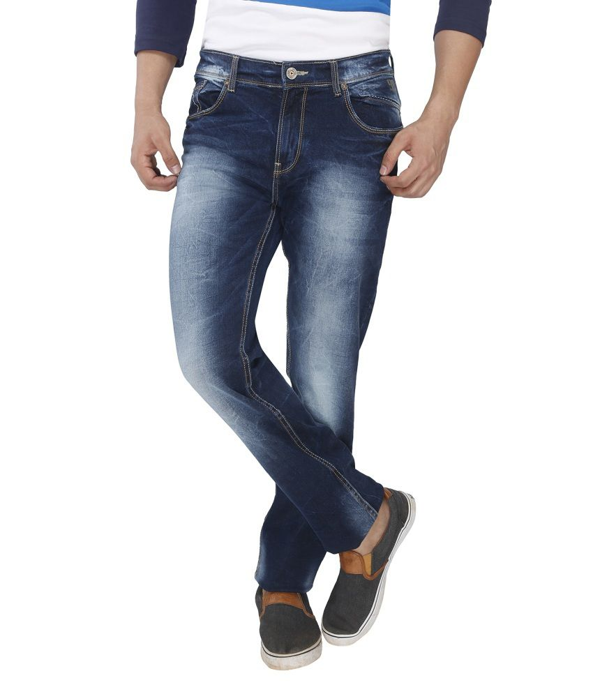 Live In Blue Slim Fit Jeans