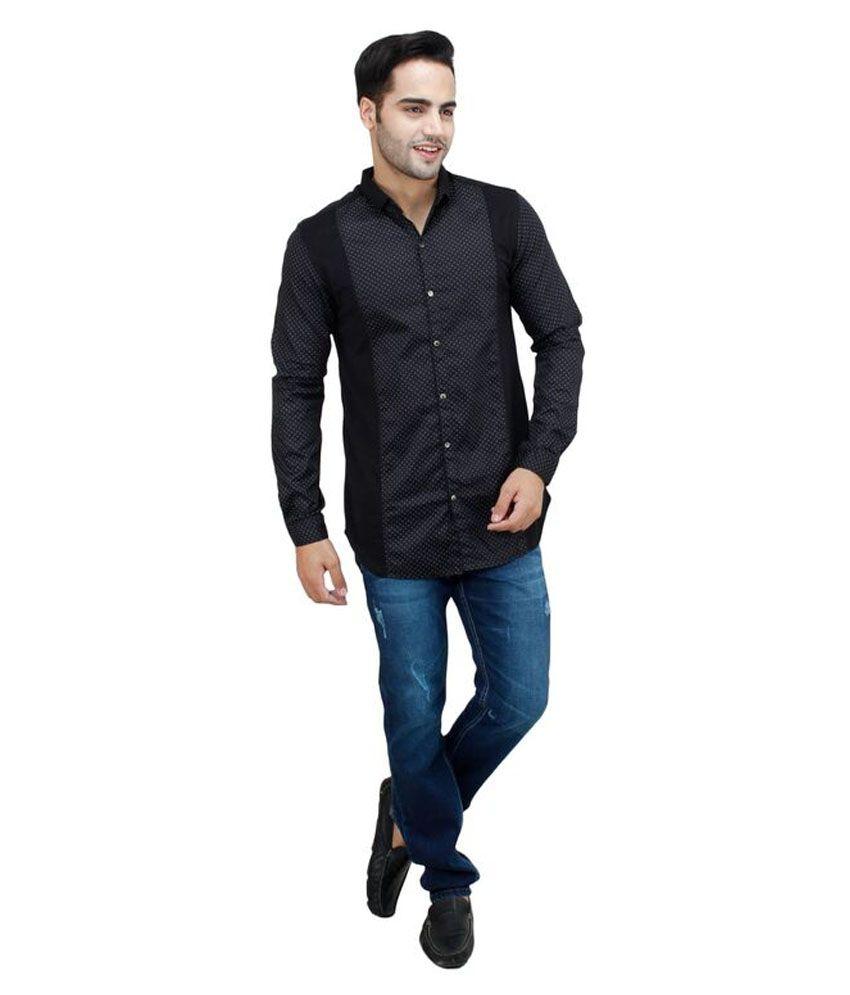 Zara black t shirt india - Zara Men Shirt Black Casual Shirt Zara Men Shirt Black Casual Shirt