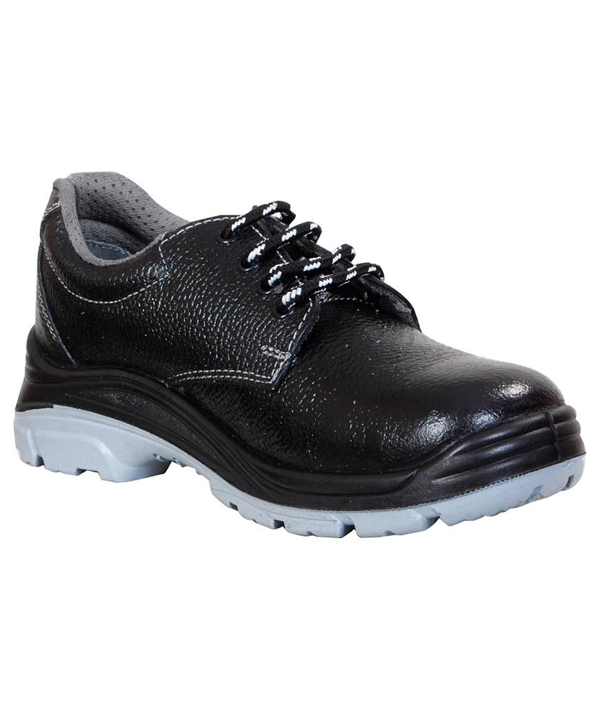 Safeone Black Boots