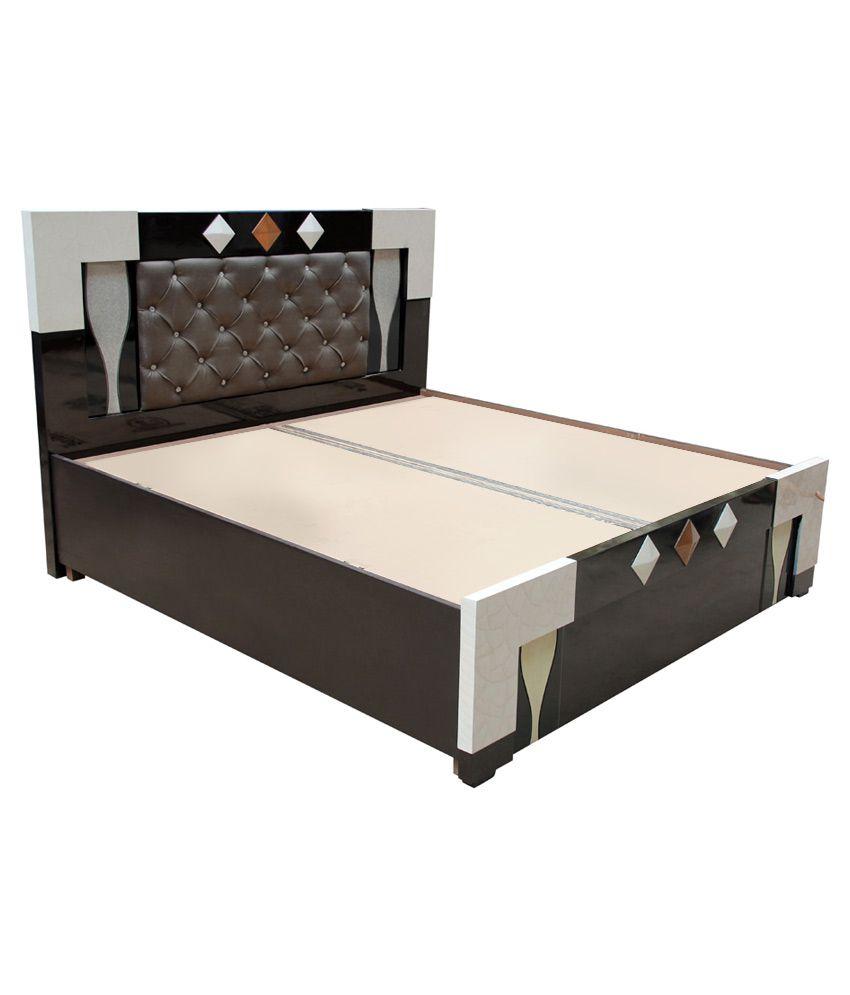 Hamburg Designer King Size Box Storage Bed