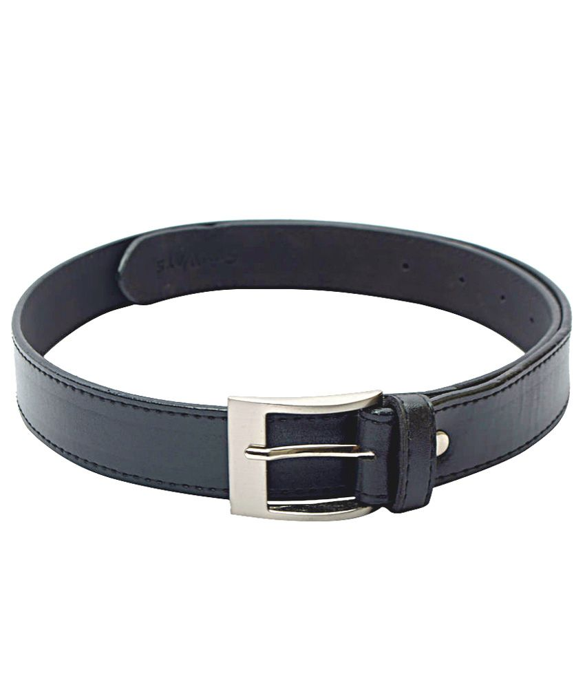Skyways Single Black Men's Belt