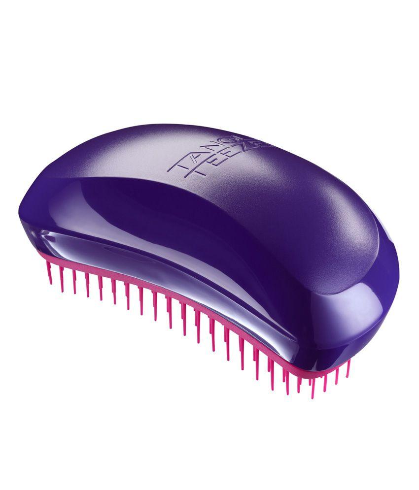 Tangle Teezer Purple & Pink Salon Elite Detangling Brush