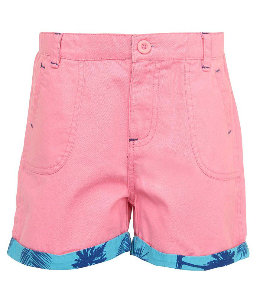 Bells & Whistles Pink Shorts