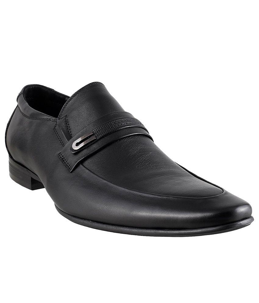 2e7365f36b6 J Fontini Black Formal Shoes Price in India- Buy J Fontini Black Formal Shoes  Online at Snapdeal