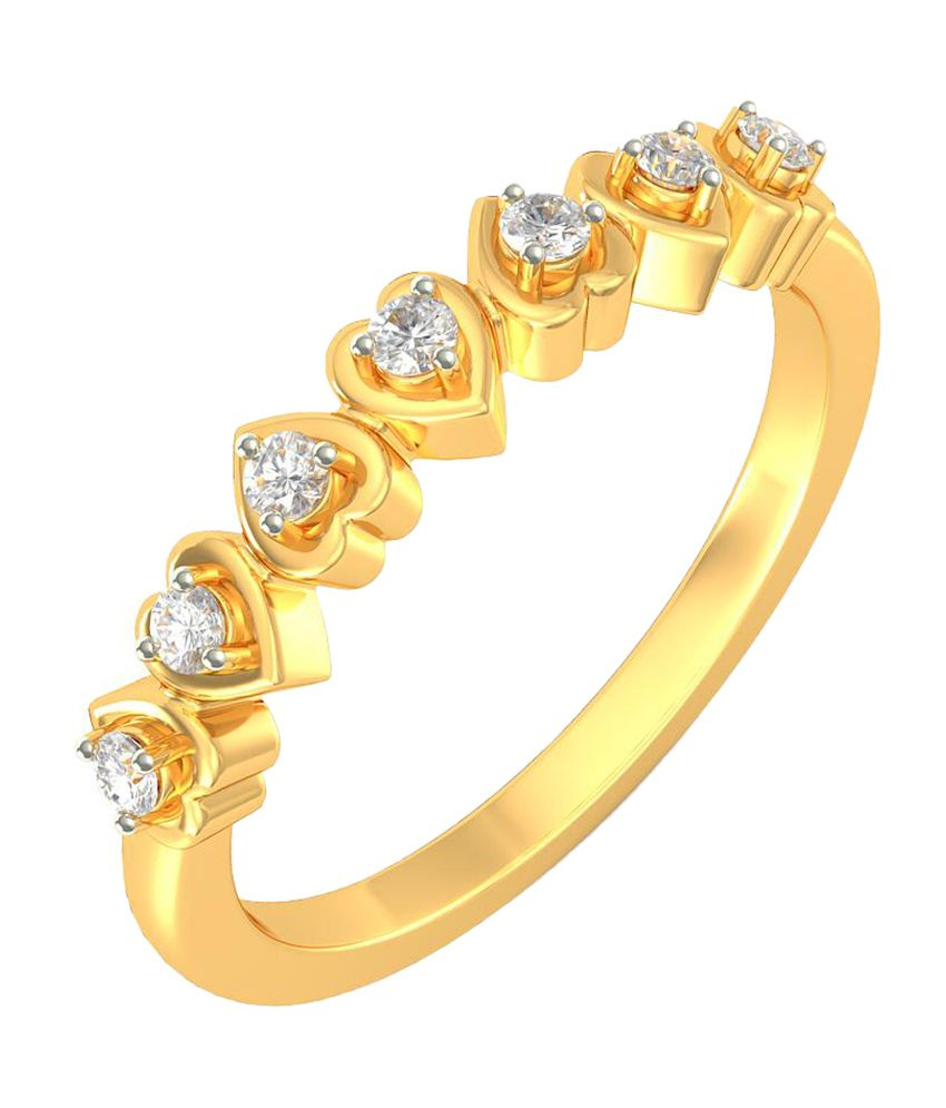 BlueStone 14kt Yellow Gold Erasmus Ring