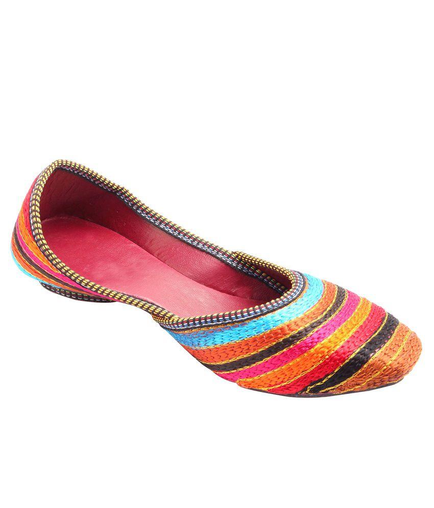 E-Handicrafts Multicolor Juti
